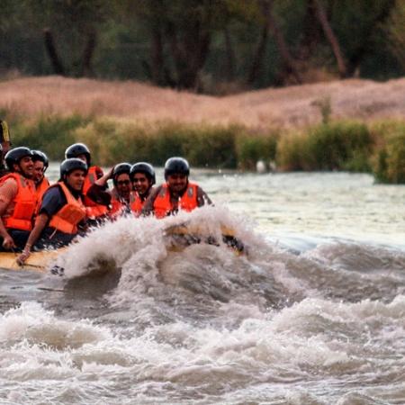 Tours du Rafting d'Iran