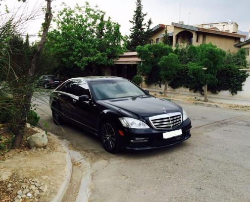 Car Rental Benz