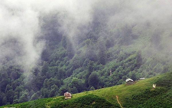 Olasbelanga Countryside(Masal, Guilan)