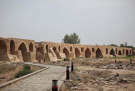 shadravan bridge Shoushtar