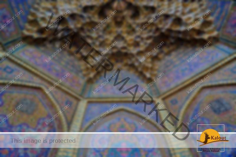Mesmerizing Mosque Ceilings That Highlight The Wonders Of Islamic Architecture Nsir ol molk mosque