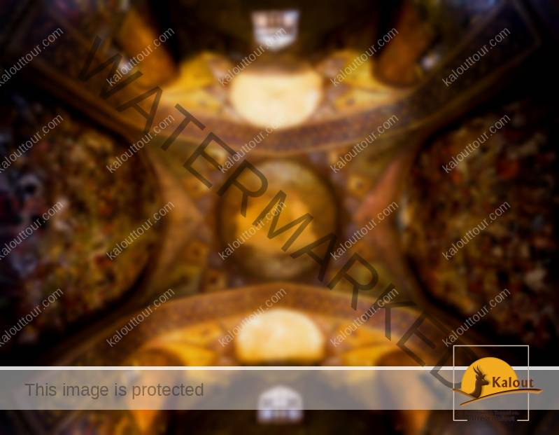 Mesmerizing Mosque Ceilings That Highlight The Wonders Of Islamic Architecture Chehel sotoon Palace