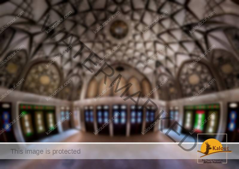 Mesmerizing Mosque Ceilings That Highlight The Wonders Of Islamic Architecture Tabatabai House Kashan