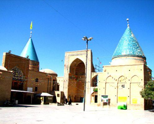 Tomb of Bayazid Bastamy, 14th Century Sufi