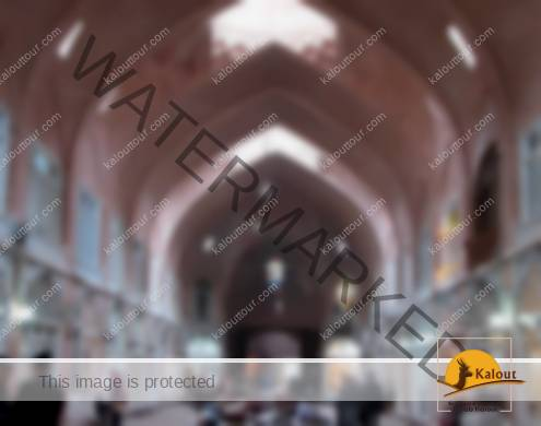 Carpet Shops in Tabriz Bazaar