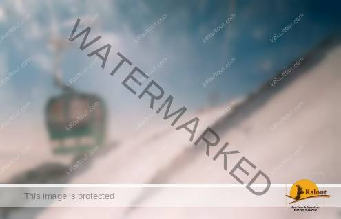 Tochal-Cable-Car