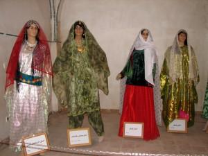 Ethnic Clothing of Some Iranian Women