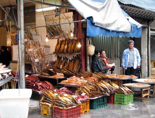Explore Rasht Traditional Bazaar in Iran