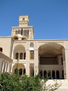 AqaZadeh House at Abarkooh, Iran