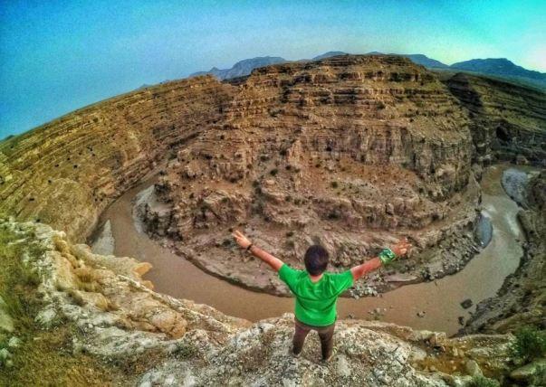 Screw Horseshoe Grand Canyon Khazine Valley