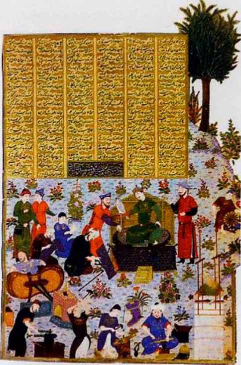 iranian-king-jamshid