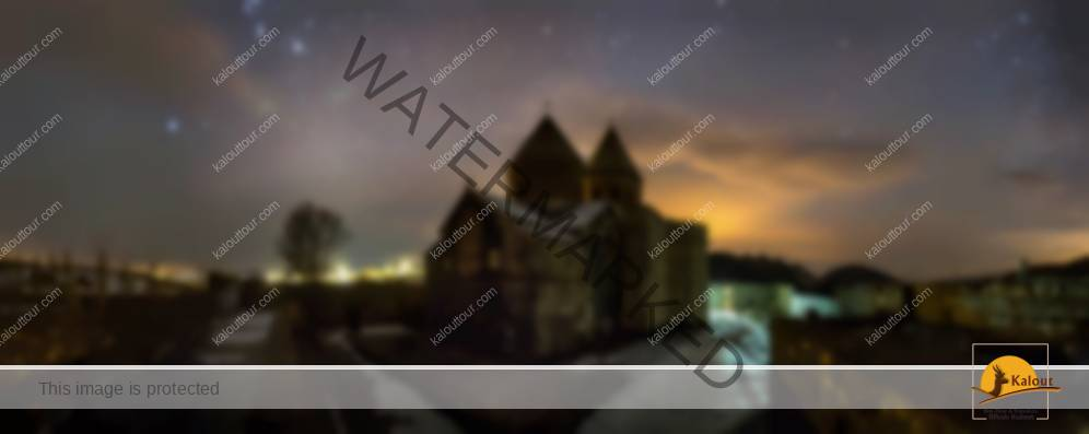 Armenian Monastic Ensembles