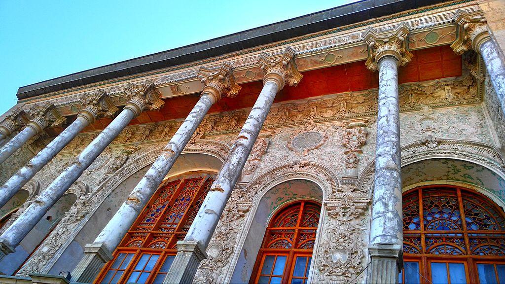 Masoudieh Palace
