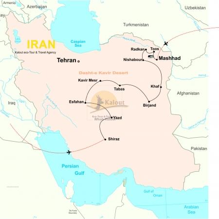 Khorasan Tour