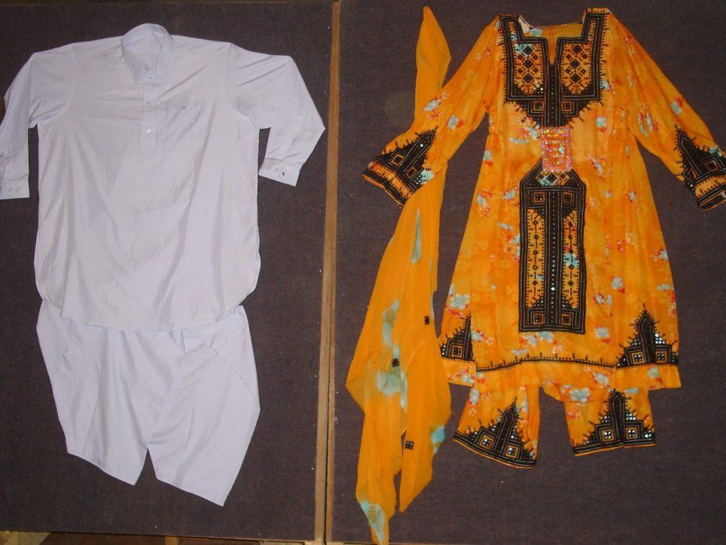 Balouchi Dress
