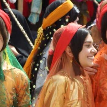 伊朗游牧民旅游