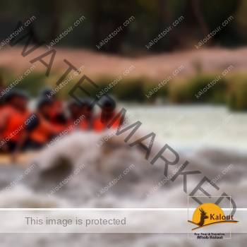 Circuits Rafting en Iran