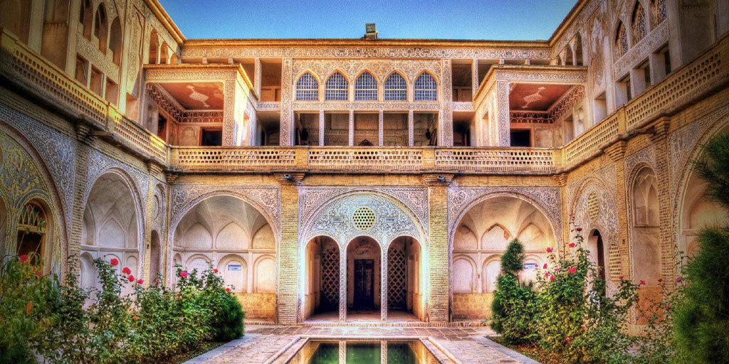 Abasiha-house-kashan-Iran
