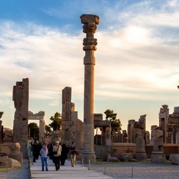 伊朗文化和历史旅游