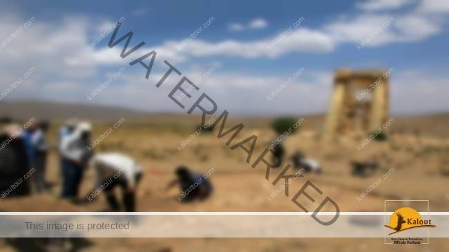 Archeologists after new discoveries from Sassanid Empire at Gorgan Wall