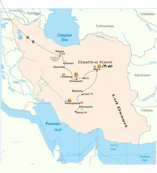 Discover Iran Tour