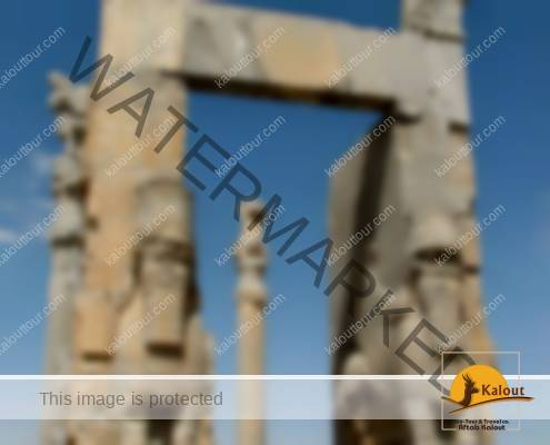 The Gate of All Nation at Persepolis