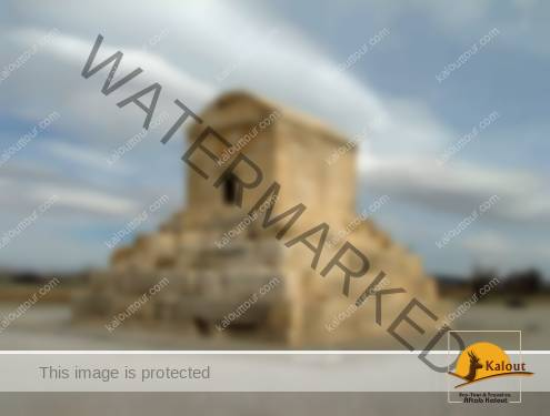 Tomb of Cyrus the Great at Pasargadae