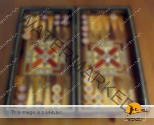 backgammon, an Iranian game