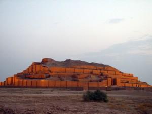 Chogha Zanbil Ziggurat