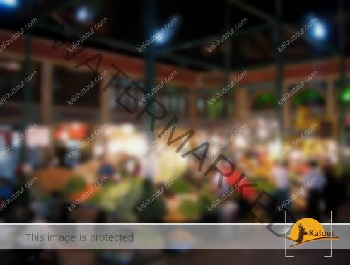 Fruit Market at Tajrish Local Bazaar, North Tehran