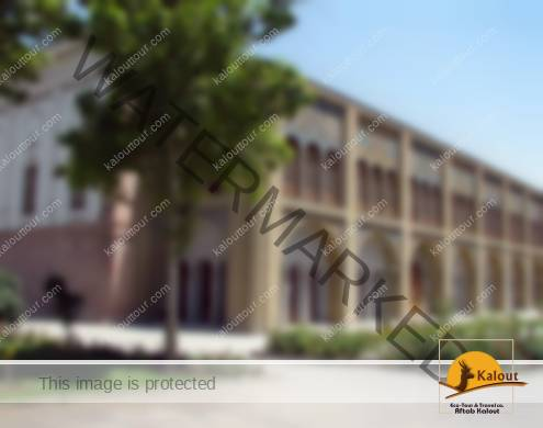Golestan Palace Compound in Tehran
