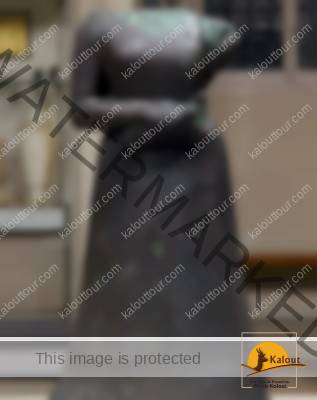 Bronze Sculpture of Queen Napirasu