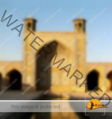 A View of Vakil Moque in Shiraz