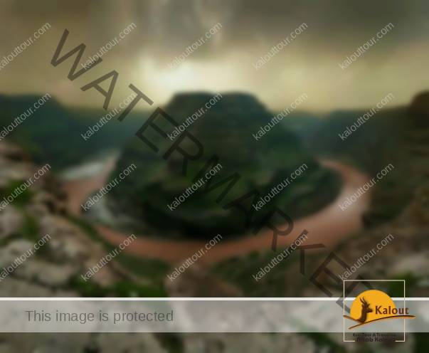 Khazine Valley,The Grand Canyon of Iran Screw Horseshoe Grand Canyon