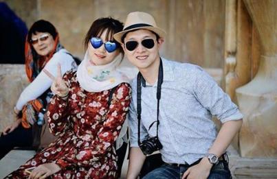 Isfahan and Tourists