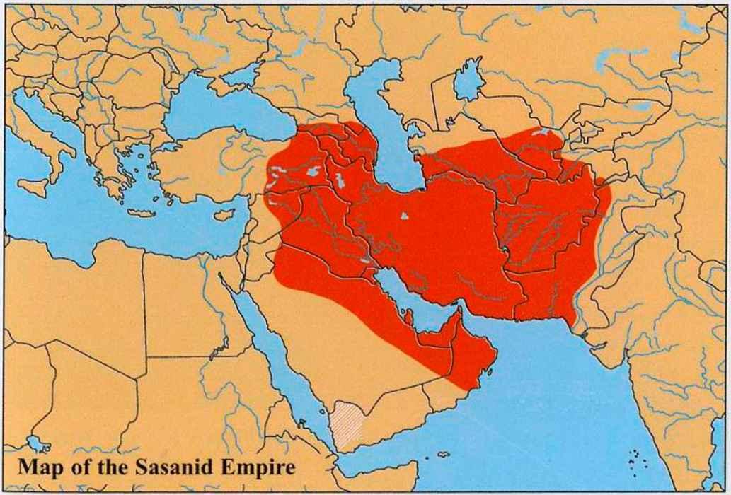 iran maps