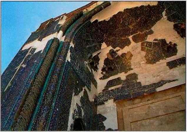 mosque-dark-blue-tabriz
