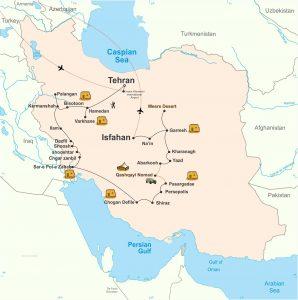 Iran Ancient Tour