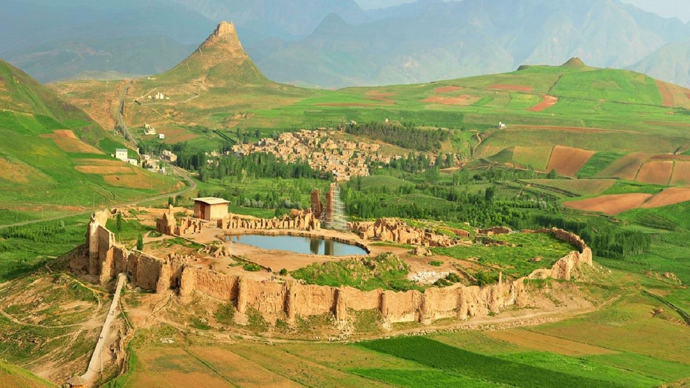 Takht-e-Solyman-Iran