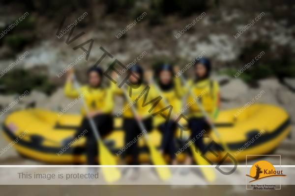 8 reasons for Rafting in Iran