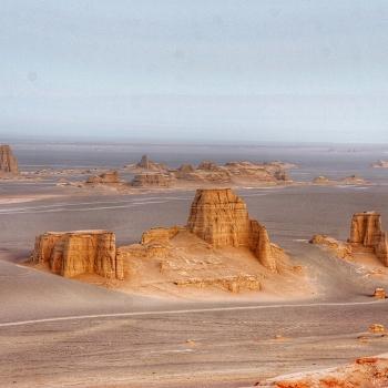 Circuits du désert en Iran