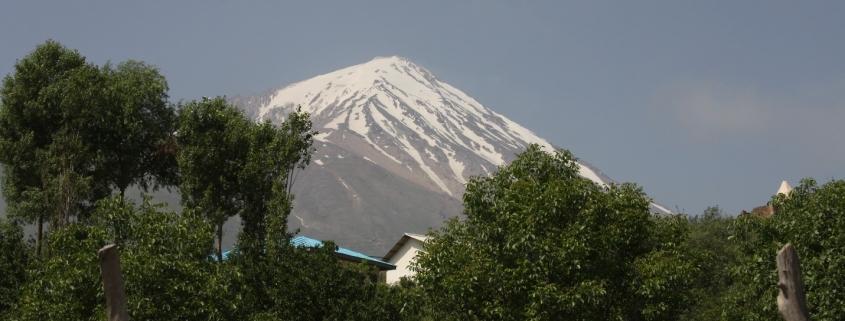 damavand peak