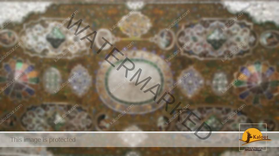 paintings-of-narenjestan-e-ghavam