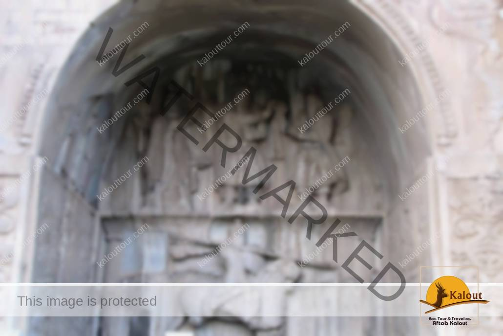 Taq-e-Bostan-Large-Arch
