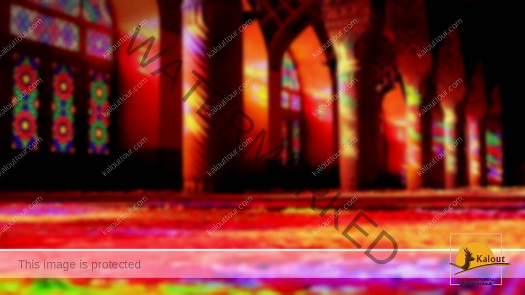 Travel-to-Iran-Tours-to-Iran.Nasir-al-Mulk-Mosque