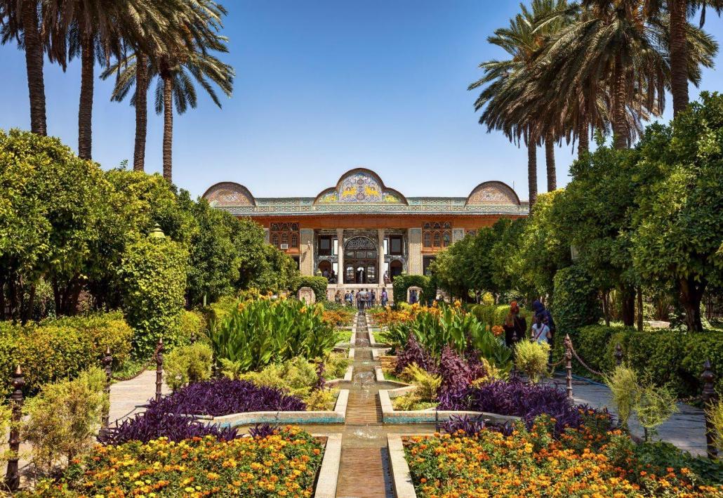 Narenjestan Garden